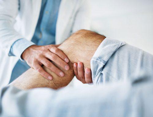 Χόνδρινη βλάβη γόνατος