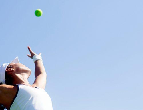 Τένις και πόνος στον ώμο